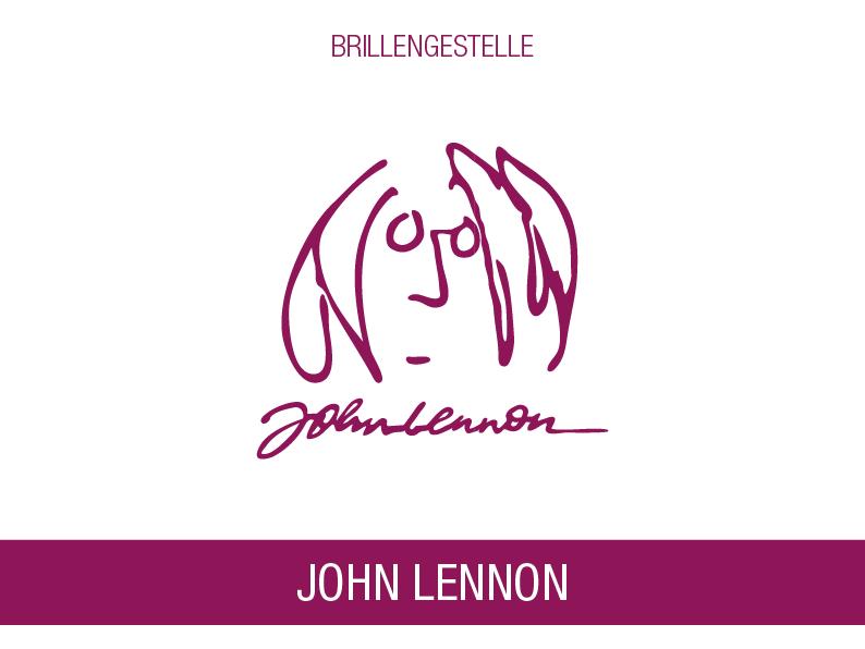 JOHN LENNON SIGNATURE GLASSES